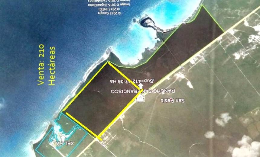 Cư gia bằng Hotel Lot for Sale in Tulum of 200 hectares, Tulum, Quintana Roo   , Mexico